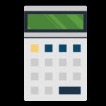 Icon of a calculator