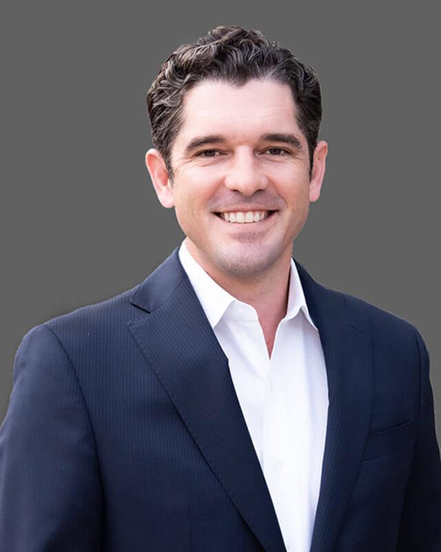 Portrait of Tim Ibbotson