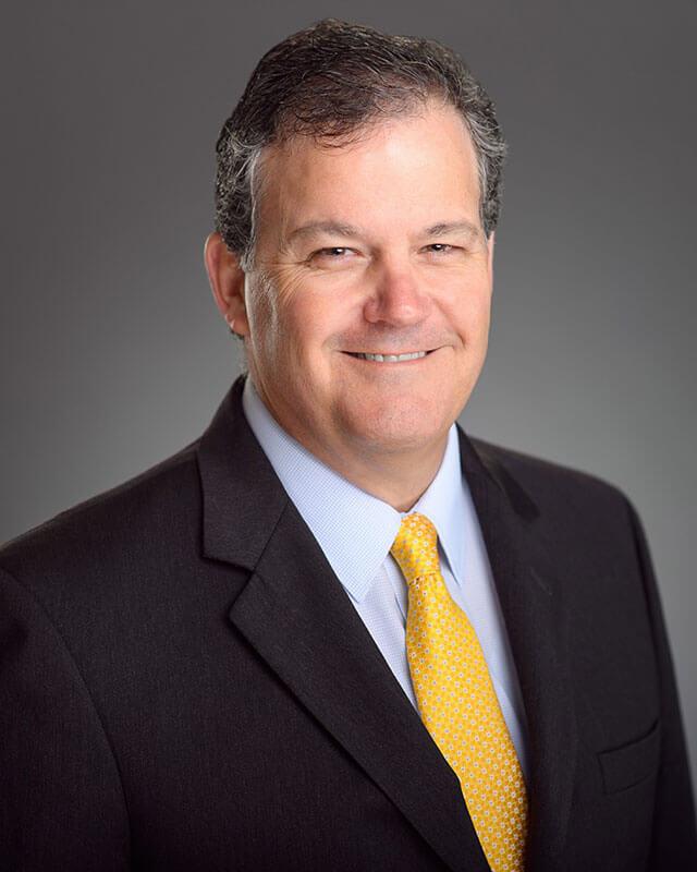 Portrait of Warren Dazzio